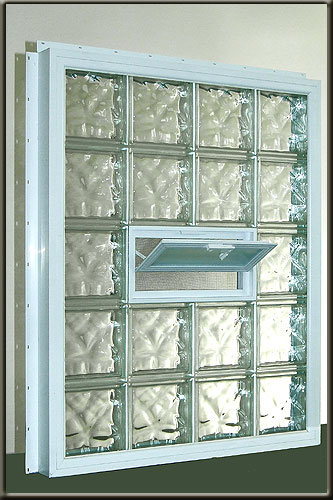 Windows glass block factory Plastic glass block windows